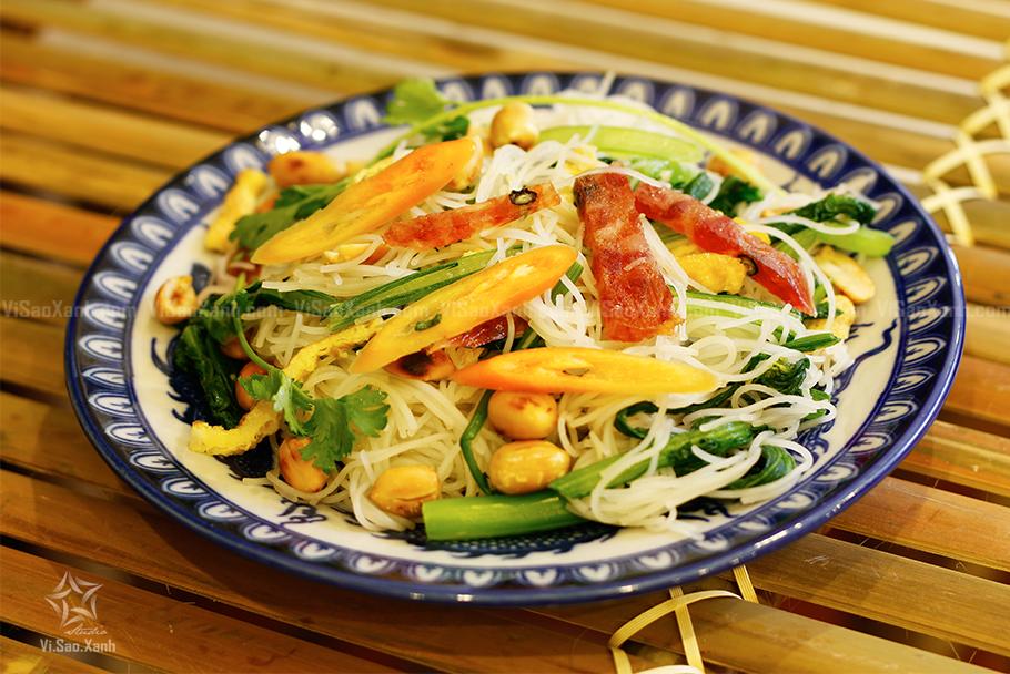 Chụp món ăn Hương Quê