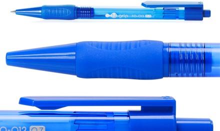 chụp sản phẩm bút bi Thiên long đáng tin cậy