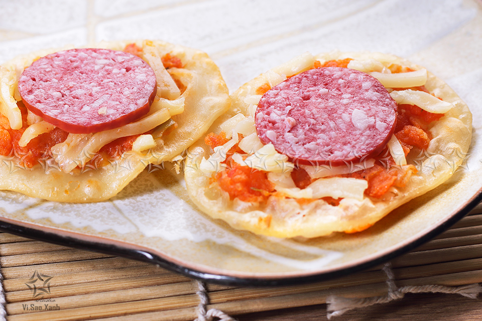 Chụp ảnh món ăn đẹp