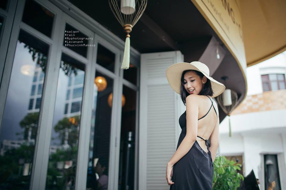 Model nữ chụp shop VA 5