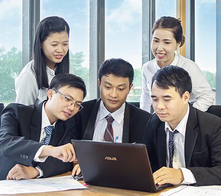Chụp hoạt động doanh nghiệp BT International