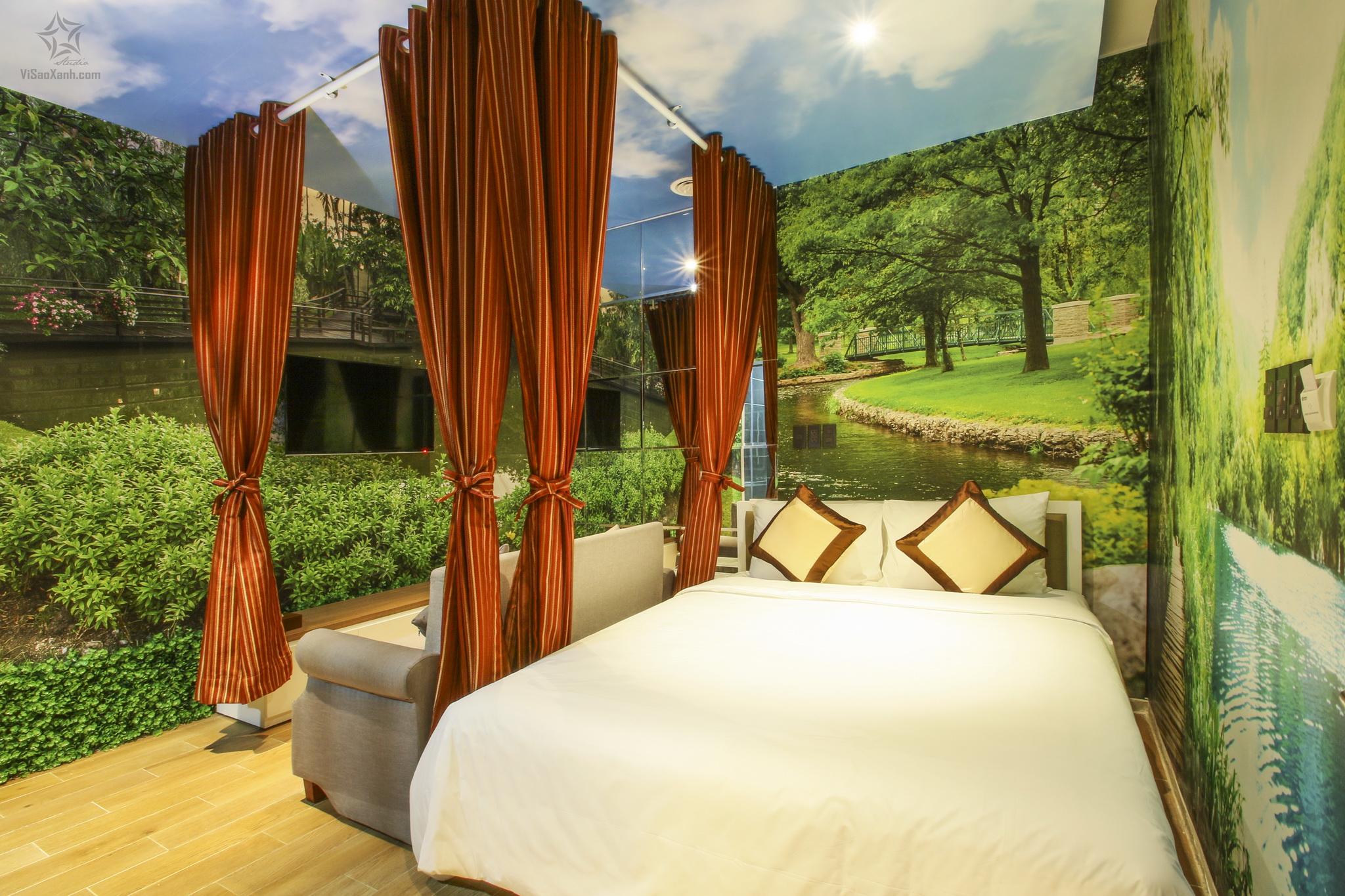 Chụp khách sạn Bonita 09