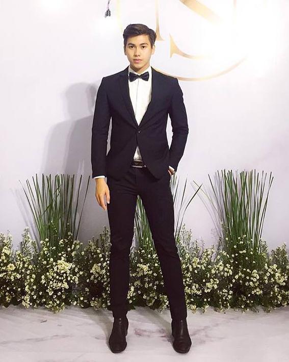 Model nam Hoang Tuan 12