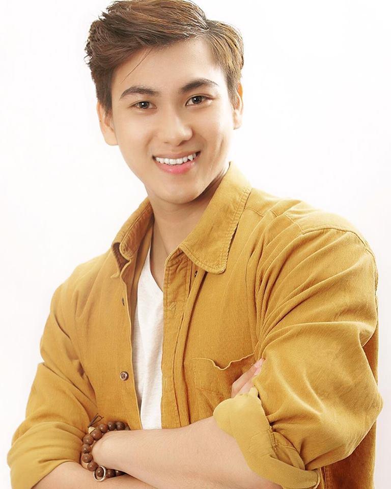 Model nam Hoang Tuan 2
