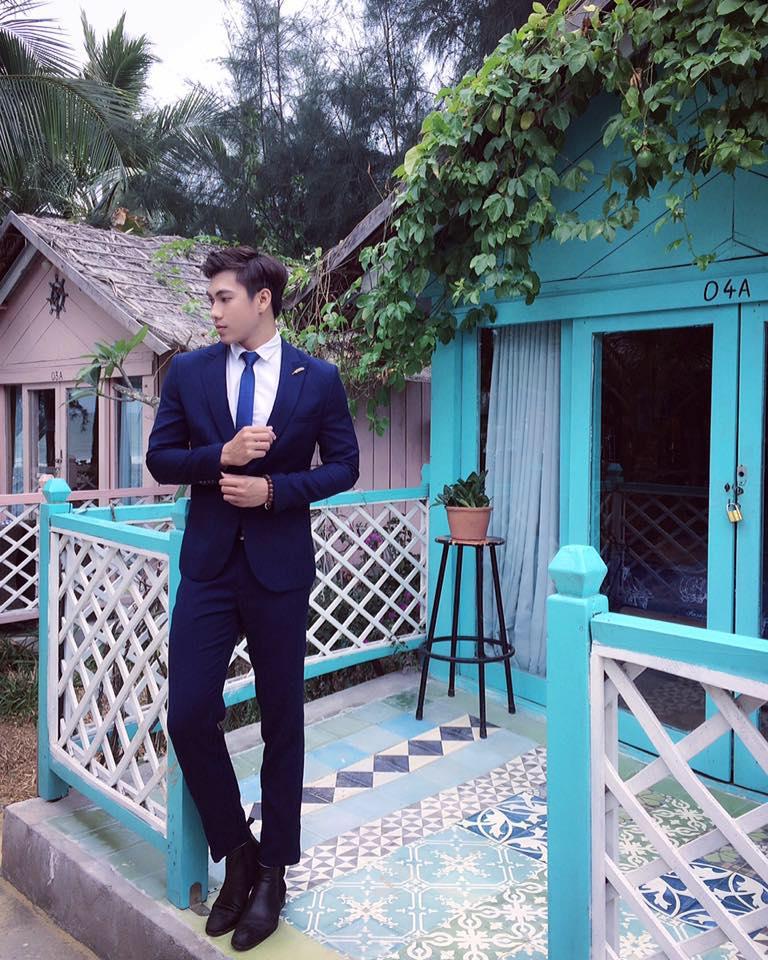 Model nam Hoang Tuan 3