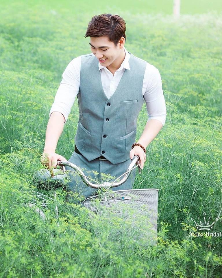 Model nam Hoang Tuan 4
