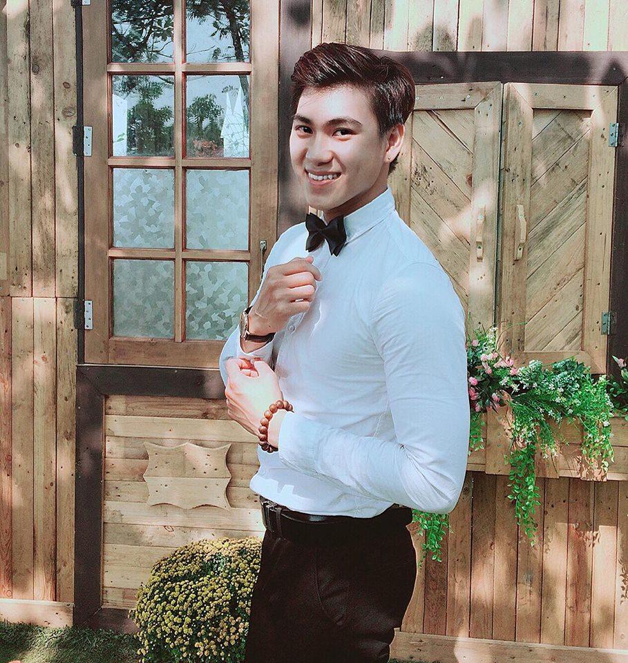 Model nam Hoang Tuan 6
