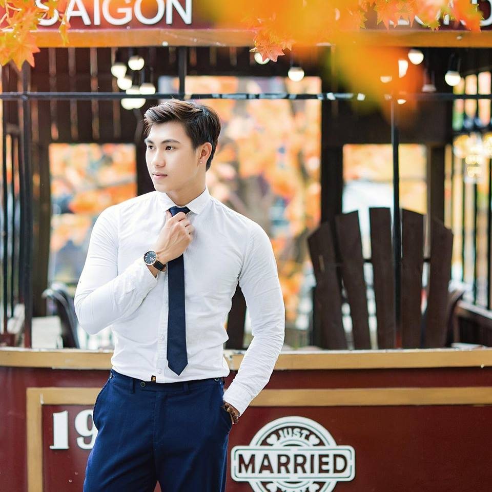 Model nam Hoang Tuan 7