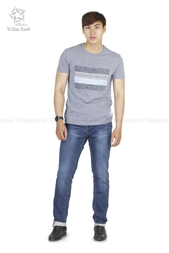 Model nam Hoang Tuan 10